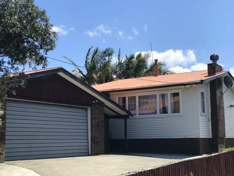 Mount Roskill, 4 bedrooms